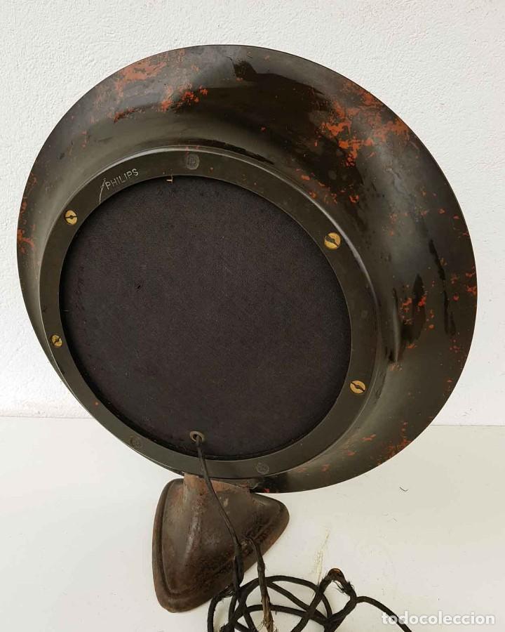 Radios de galena: ALTOPARLANTE PHILIPS DEL AÑO 1927 - Foto 7 - 222469312
