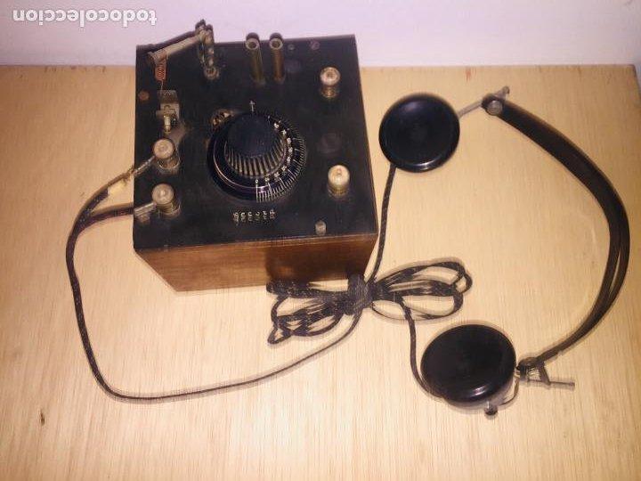 RADIO GALENA ACCORD (Radios, Gramófonos, Grabadoras y Otros - Radios de Galena)