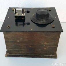 Radios de galena: RADIO DE GALENA C 1920/1930. Lote 226227825