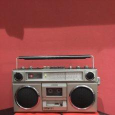 Radio a galena: RADIO CASSETTE CONTEC 8080 .FUNCIONA PERFECTAMENTE RADIO Y CASSETTE. Lote 230364195