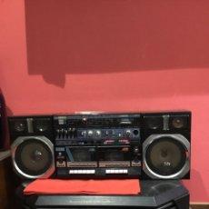 Radio a galena: RADIO BOOMBOX LASONIC L30 VINTAGE 1985 GHETTO BLASTER GHETTOBLASTER.FUNCIONA PERFECTAMENTE. Lote 232869350