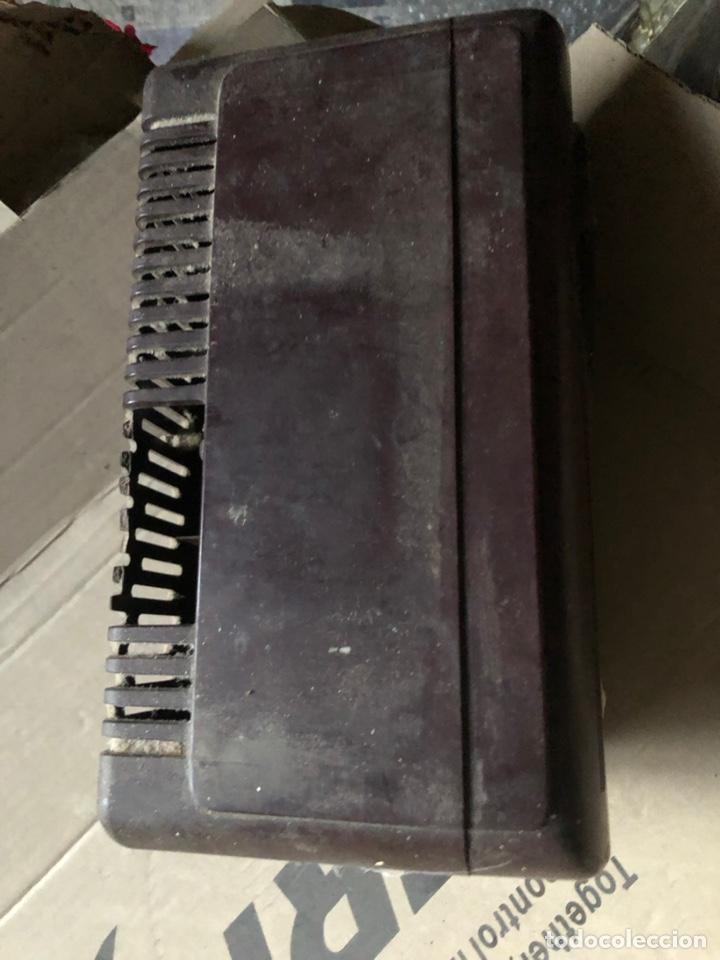 Radios de galena: Antiguo radio pequeño y a la vez pesado de valvulas - Foto 7 - 233554055