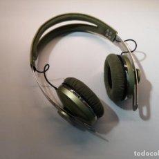 Radios de galena: AURICULARES SENNHEISER MOMENTUM VERDE. Lote 241890990