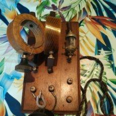 Radios de galena: RADIO GALENA. MODELO VARIO-GALÈNE- LAJUGIE LJG. AÑO 1925. Lote 254071685
