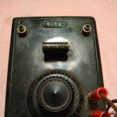Radios de galena: RADIO NORA, ALEMANA, DE 1928.. Lote 254822490
