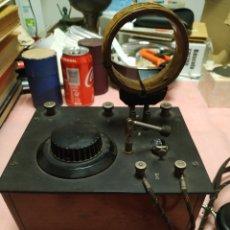 Radios de galena: RADIO GALENA. Lote 255009630