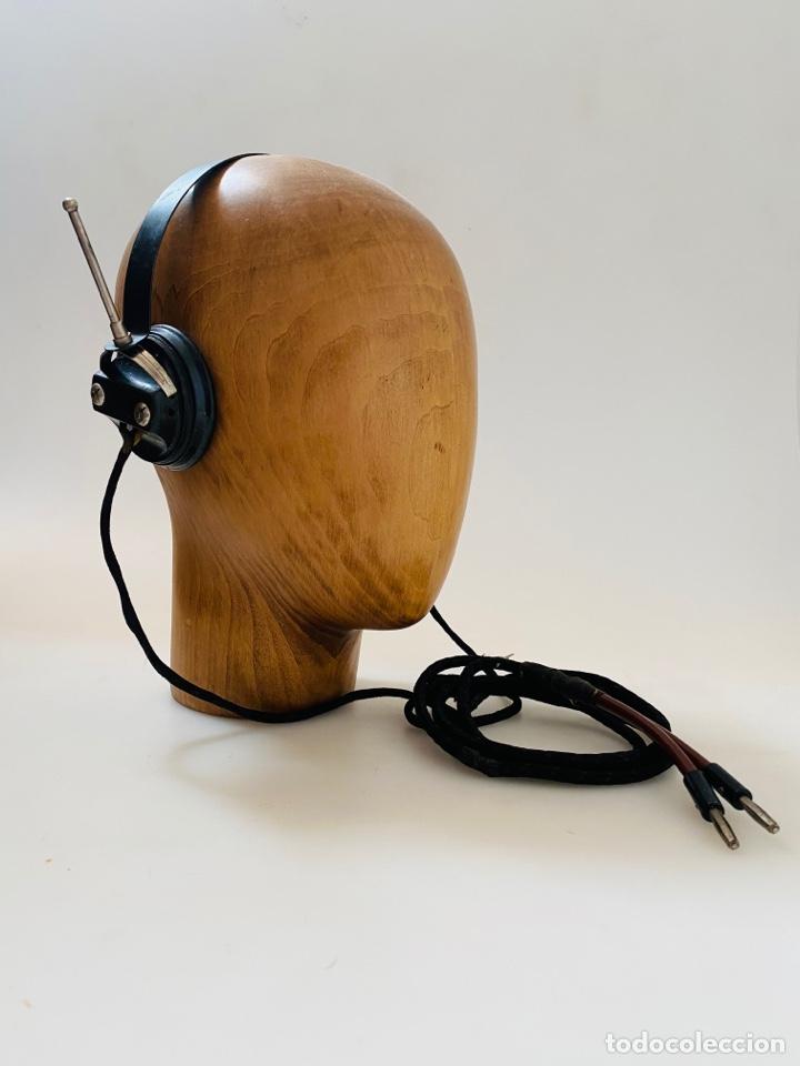 Radios de galena: Auriculares Alta Impedancia Radio Galena - Foto 2 - 269708053