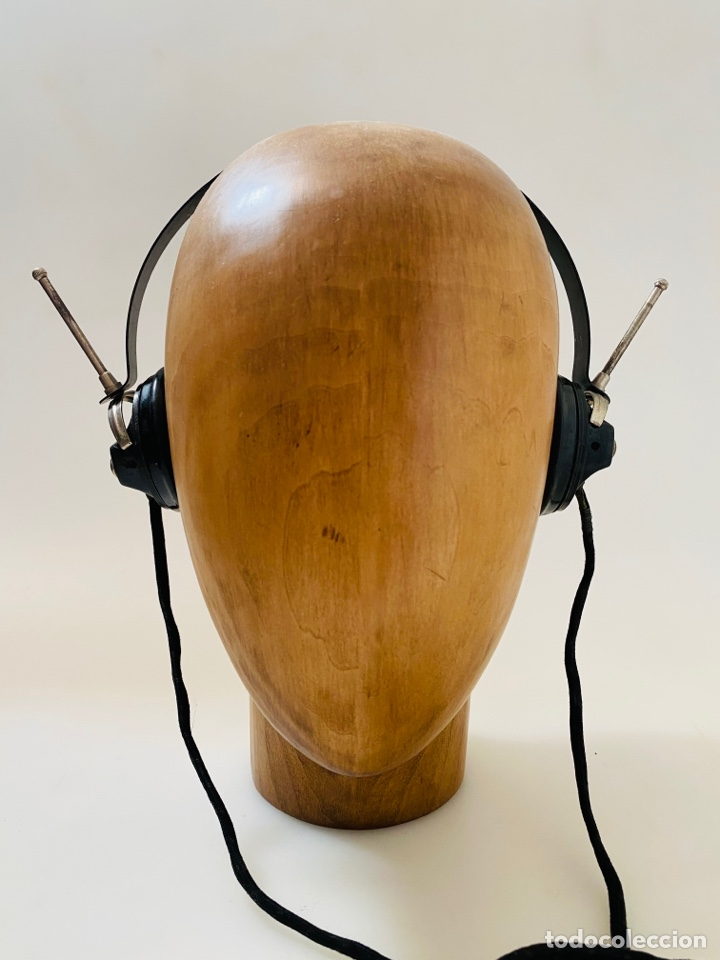 Radios de galena: Auriculares Alta Impedancia Radio Galena - Foto 4 - 269708053