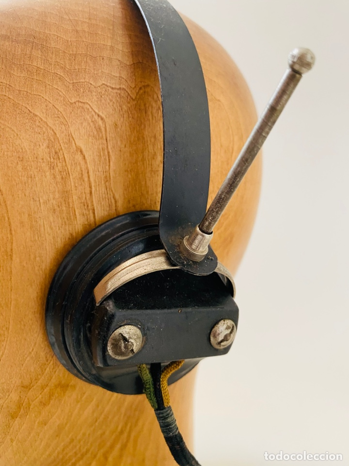 Radios de galena: Auriculares Alta Impedancia Radio Galena - Foto 5 - 269708053