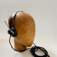 Radios de galena: AURICULARES ALTA IMPEDANCIA RADIO GALENA. Lote 269708053