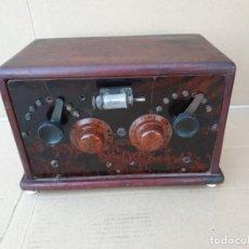 Rádios de galena: ANTIGUA RADIO DE GALENA.. Lote 272453548