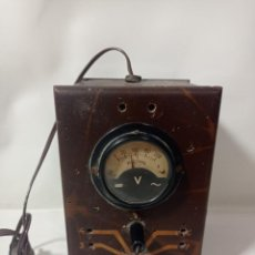 Radios de galena: ANTIGUO TRANSFORMADOR DE RADIO CAPILLA O SIMILAR ORIGINAL AÑOS 20 AÑOS 3O. NO COPIA. REF.AUTO. Lote 278172918