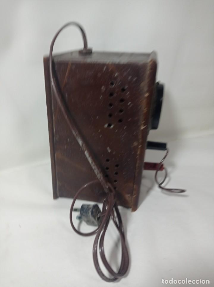 Radios de galena: antiguo transformador de radio capilla o similar original años 20 años 3O. no copia. Ref.auto - Foto 4 - 278172918