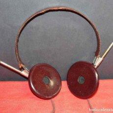 Radios de galena: CASCOS O AURICULARES WIGO PARA RADIO DE GALENA, C1920. Lote 293895188
