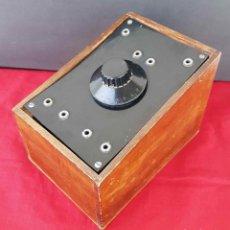 Radios de galena: RADIO DE GALENA NORA, C1920. Lote 293929553