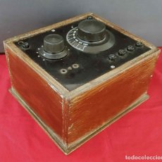 Radios de galena: RADIO DE GALENA, C1920. Lote 293929878