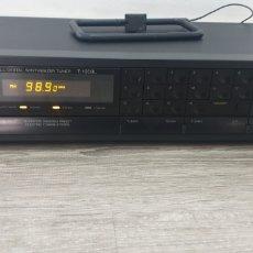 Radios de galena: TUNER SANSUI T-1000L. Lote 294084748