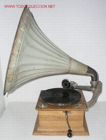 Gramófonos y gramolas: - Foto 3 - 12479726