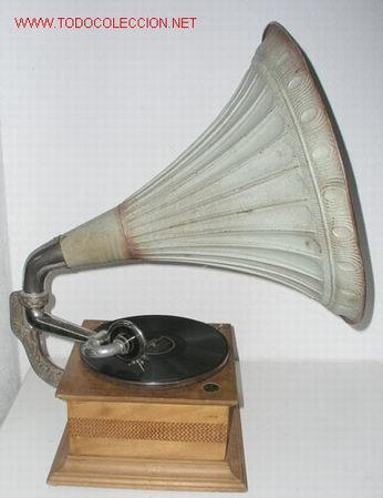 Gramófonos y gramolas: - Foto 4 - 12479726