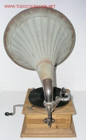 Gramófonos y gramolas: - Foto 5 - 12479726