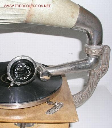Gramófonos y gramolas: - Foto 6 - 12479726