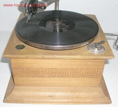Gramófonos y gramolas: - Foto 8 - 12479726