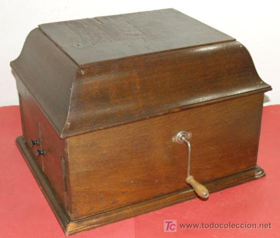 Gramófonos y gramolas: GRAMOLA DE SOBREMESA EKOPHON CREMONA - Foto 13 - 12508993