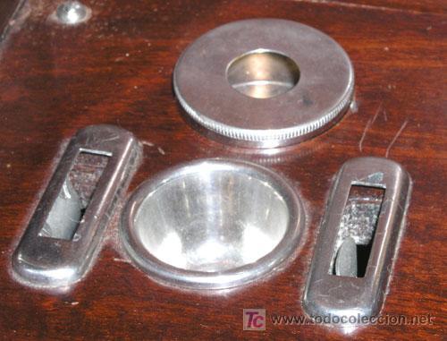 Gramófonos y gramolas: GRAMOLA SOBREMESA LA VOZ DE SU AMO - Foto 14 - 10425451