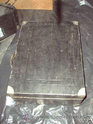 Gramófonos y gramolas: GRAMOFONO DE MALETA DE LA MARCA APOLLO - Foto 2 - 26830744