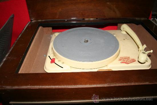 Gramófonos y gramolas: RADIO-TOCADISCOS - Foto 2 - 27098791