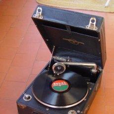 Gramófonos y gramolas: GRAMOFONO COLUMBIA GRAFONOLA VIVA TONAL....SANNA. Lote 25337390
