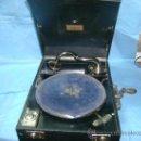 Gramófonos y gramolas: ANTIGUA GRAMOLA MARCA POLIDOR ELECTRIX. Lote 26906577