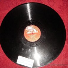 Gramófonos y gramolas: DISCO DE GRAMÓFONO :DANZA HUNGARA . YEHUDI MENUHIN. SELLO DE LA TIENDA MINUÉ DE ZARAGOZA.. Lote 26717234