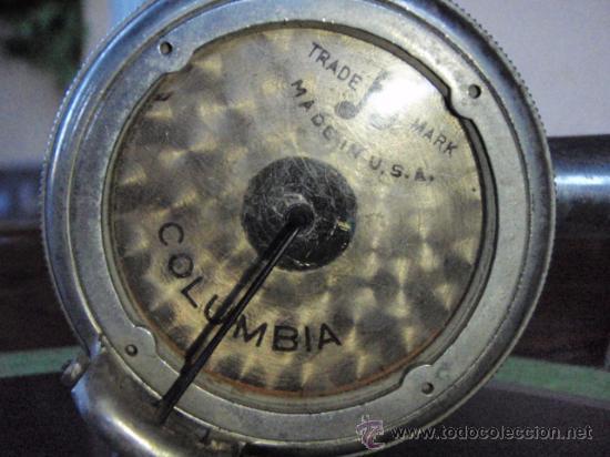 Gramófonos y gramolas: GRAFONOLA COLUMBIA DE 1914 FABRICADA EN U.S.A PIEZA DE COLECCION - Foto 10 - 21004513