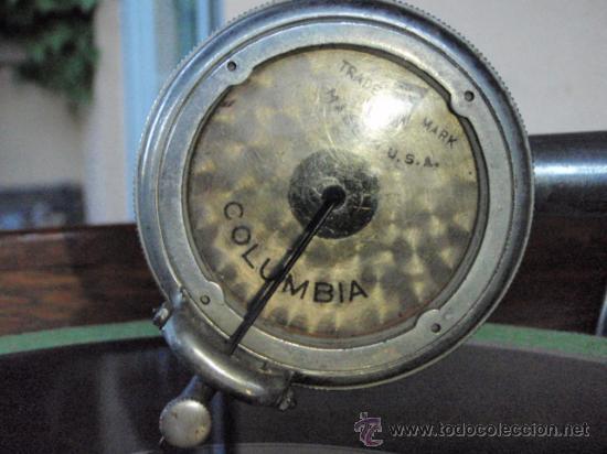 Gramófonos y gramolas: GRAFONOLA COLUMBIA DE 1914 FABRICADA EN U.S.A PIEZA DE COLECCION - Foto 11 - 21004513