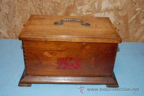 Gramófonos y gramolas: GRAMÓFONO FONÓGRAFO EMBLEMA EL GALLO - Foto 9 - 35025160