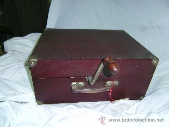 Gramófonos y gramolas: GRAMOFONO MALETIN -PORTATIL- - Foto 3 - 28354108