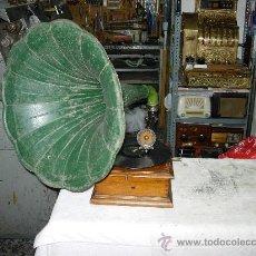 Gramófonos y gramolas - gramofono funcionando - 28946677