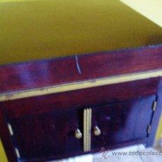 Gramófonos y gramolas: GRAMOLA ANTIGUA EN DE FUNCIONAMIENTO(FOTO ADICIONAL). Lote 32524851