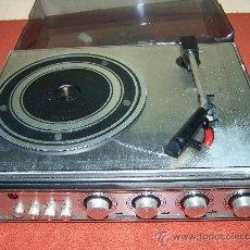 Gramófonos y gramolas: TOCADISCOS UNIVERSUM. Lote 36073792