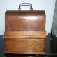 Gramófonos y gramolas: FONOGRAFO PATHE. Lote 36765847