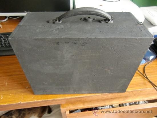 Gramófonos y gramolas: Gramofono antiguo muy bien conservado - Foto 5 - 37171367