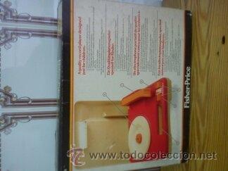 Gramófonos y gramolas: TOCADISCOS AÑOS 80 - Foto 2 - 41453067