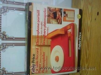 Gramófonos y gramolas: TOCADISCOS AÑOS 80 - Foto 3 - 41453067