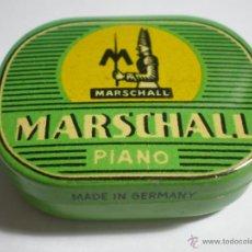 Gramófonos y gramolas - CAJA AGUJAS GRAMOLA MARSCHALL - 42623307