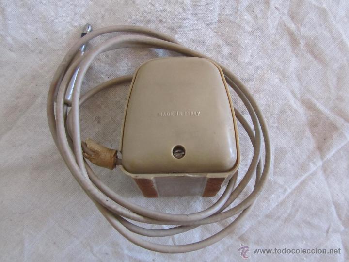 Gramófonos y gramolas: Magnetófono italiano Geloso, años 50. - Foto 4 - 197564352