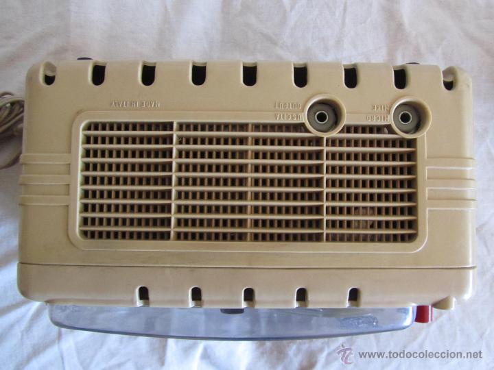 Gramófonos y gramolas: Magnetófono italiano Geloso, años 50. - Foto 7 - 197564352