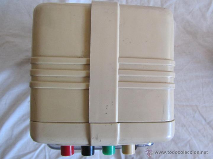 Gramófonos y gramolas: Magnetófono italiano Geloso, años 50. - Foto 8 - 197564352