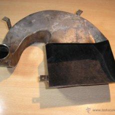 Gramófonos y gramolas: ANTIGUO CORNETE METALICO PARA GRAMOFONO- AÑO 1920- EN METAL. Lote 44059391