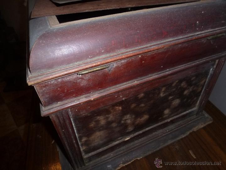 Gramófonos y gramolas: gramono para restaurar - Foto 12 - 44139494